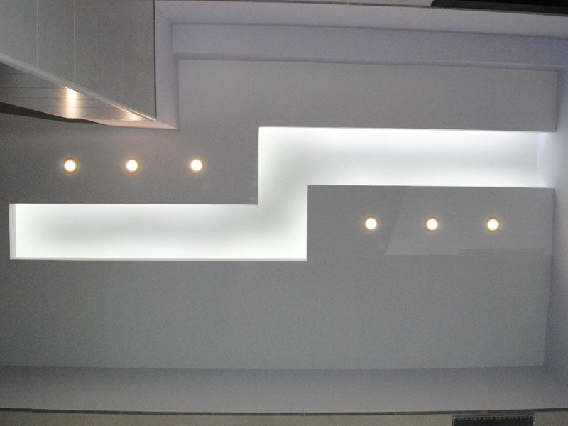 design in cartongesso : Progetti & Lavori Giorgio Pagano - Foto Gallery
